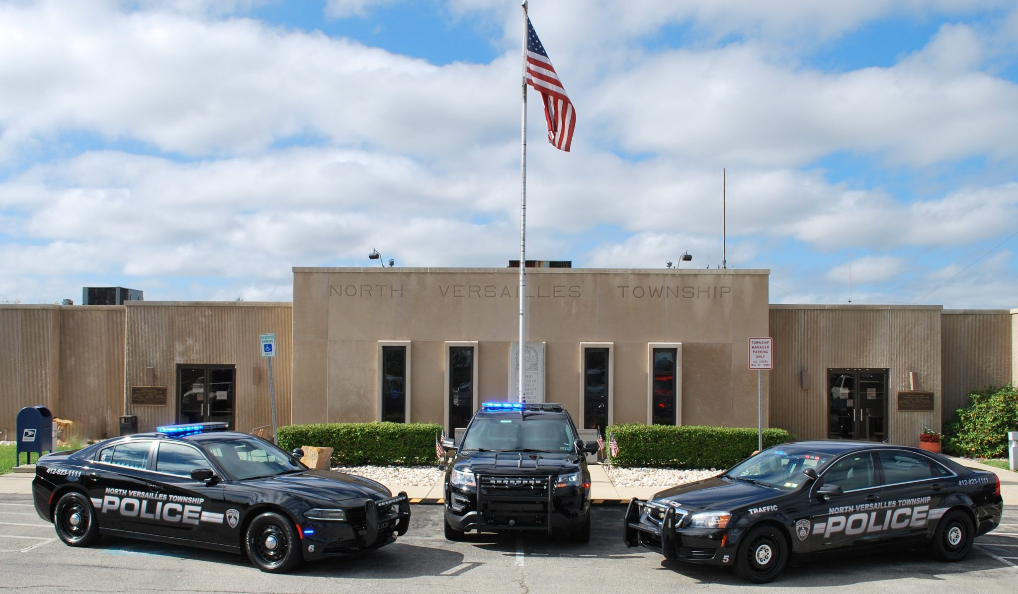 North Versailles Police Department